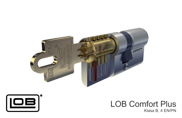 Master Key LOB Comfort Plus